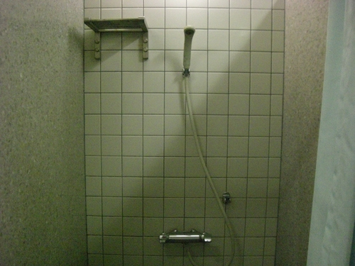 gシャワー